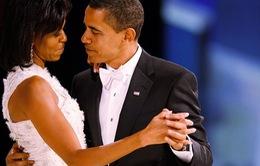 Những bức ảnh minh chứng tình yêu vượt thời gian của vợ chồng ông Obama