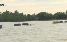 Sóc Trăng: Hiểm họa từ những miệng đáy lén lút trên sông