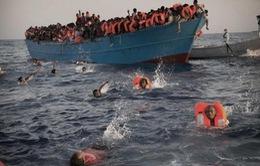 Italy phát hiện thêm 8 thi thể ngoài khơi bờ biển Libya