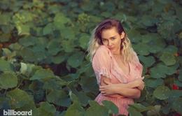 Choáng váng với hình ảnh ngọt ngào của Miley Cyrus