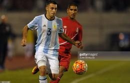 Milton Valenzuela – Gương mặt nổi bật của U20 Argentina
