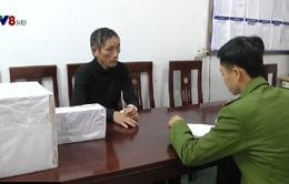 Bắt bảo vệ giấu 50 thỏi mìn trong trường học ở Nghệ An