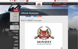 Tin tặc đánh cắp thông tin của 850 quân nhân Singapore