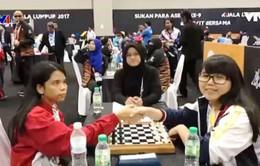 Nguyễn Thị Minh Thư - Cô gái khiếm thị 4 năm đạt giải cờ vua quốc tế