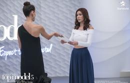 Minh Tú rớt nước mắt vì thống trị bảng xếp hạng ở Asia's Next Top Model