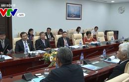 APEC 2017: Lãnh đạo Đà Nẵng tiếp lãnh đạo Tập đoàn Mitsui & Co. Việt Nam