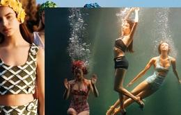 Ngắm bộ ảnh thời trang này, bạn lại mong hè đến để xách đồ ra biển!