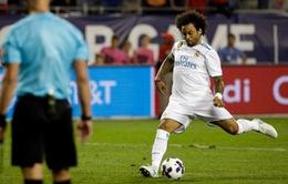 Chiến thắng ở loạt 11m, Real Madrid ngắt mạch thất bại trước Siêu Cúp châu Âu