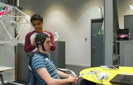 Thụy Sỹ chế tạo thiết bị hiểu được suy nghĩ của người bị liệt hoàn toàn
