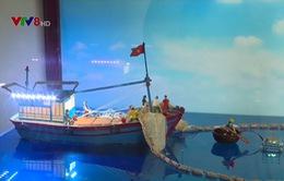Độc đáo khu trưng bày ngư lưới cụ tại Viện Hải dương học Nha Trang