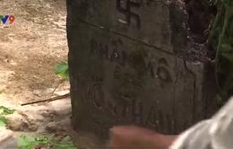 Mộ liệt sỹ trong nghĩa trang vô danh: Chính quyền xã hứa sẽ hỗ trợ di dời