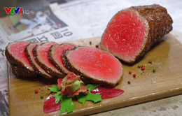 Kinh ngạc trước nghệ thuật làm mô hình đồ ăn giả ở Nhật Bản