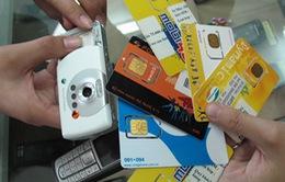 Cắt thuê bao điện thoại di động nếu không khai thông tin cá nhân