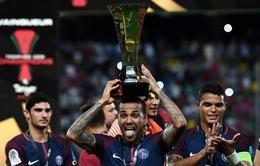 Ngược dòng trước Monaco, Paris Saint-Germain đoạt Siêu cúp Pháp