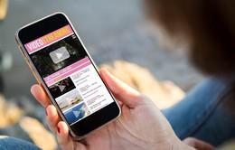 Việt Nam dẫn đầu thế giới về lượng người xem video trên smartphone
