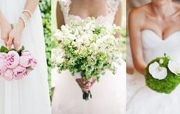 """Những bó hoa cưới """"đốn tim"""" mọi cô dâu"""