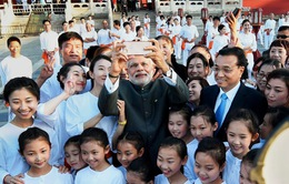 """""""Ngoại giao tự chụp ảnh"""" nhìn từ Thủ tướng Ấn Độ Narenda Modi"""