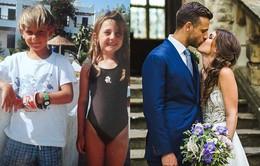 Mối duyên tình kì lạ của cặp vợ chồng mới cưới