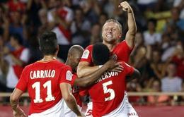 Vòng 1 giải VĐQG Pháp Ligue 1: Monaco khởi đầu như ý