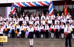 Khánh thành trường học mang tên Hồ Chí Minh tại Mông Cổ