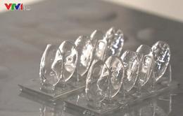 Toshiba làm móng tay giả với công nghệ in 3D