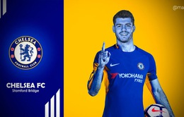 Real Madrid và Chelsea đạt thỏa thuận trong thương vụ Morata