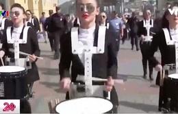 Tuần lễ của những khúc quân hành tại Moscow