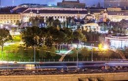 Nga khánh thành công viên 10ha độc đáo ở Moscow
