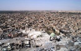 Iraq giành chiến thắng biểu tượng tại Mosul