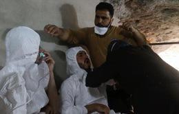 HĐBA LHQ họp khẩn về vụ tấn công nghi bằng vũ khí hóa học tại Syria
