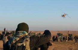 Iraq tạm ngừng chiến dịch giải phóng Mosul
