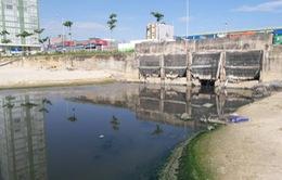 Thanh tra và đình chỉ thi công công trình xả thải trái phép tại Đà Nẵng