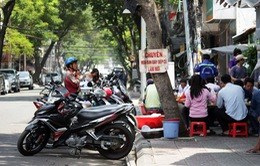 TP.HCM: Quận Bình Thạnh triển khai phần mềm phạt nguội tái lấn chiếm vỉa hè