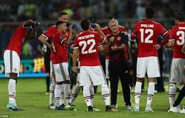 """Mạnh lên trông thấy, Man Utd bất ngờ bị """"truy nã"""" tại Champions League 2017/18"""