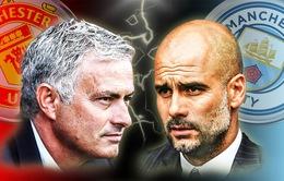 Lịch trực tiếp bóng đá Ngoại hạng Anh vòng 16: Nảy lửa derby thành Manchester