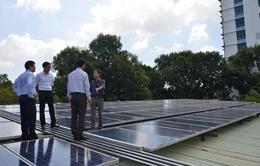 Đại học đầu tiên tại miền Trung sử dụng năng lượng xanh