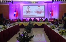 Việt Nam - Lào xây dựng đường biên giới hòa bình, hữu nghị