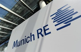 Munich RE lỗ lớn do thiên tai