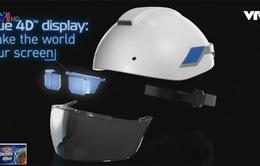 Mũ bảo hiểm sử dụng công nghệ thực tế ảo có gì đặc biệt?
