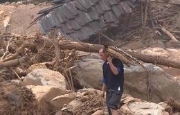 Người dân Mù Cang Chải chất chứa nỗi lo sau trận lũ quét lịch sử