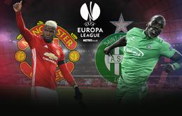 Manchester United - Saint-Etienne: Ngày anh em Pogba hội ngộ (3h05 ngày 17/2)