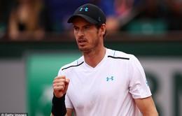 Pháp mở rộng 2017: Andy Murray dễ dàng vượt qua hiện tượng Karen Khachanov