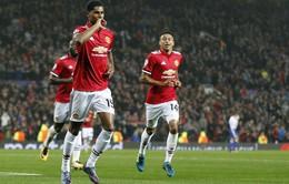 Rashford nghỉ, HLV Mourinho đón Pogba trở lại