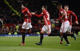 Manchester United 2-1 Middlesbrough: 1 phút thần kỳ trên sân Old Trafford
