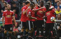 Man Utd đạt doanh thu kỷ lục mùa giải 2016/17
