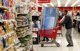 Mỹ: Chi tiêu tiêu dùng lên mức kỷ lục trong 4 tháng