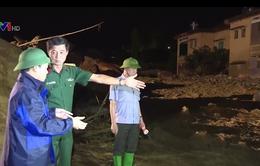 Mưa lũ tại Yên Bái: Tìm thấy 1 người mất tích may mắn sống sót