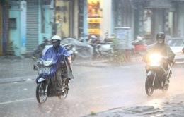 Mây ẩm tiếp tục gây mưa lớn cho khu vực Trung Bộ