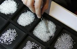 Ấn Độ ra mắt hợp đồng mua bán kim cương tương lai