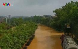Trung Quốc: Hơn 170 ngôi nhà bị đổ sập do mưa bão